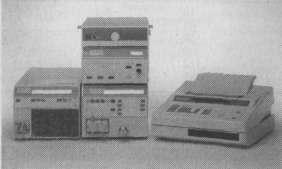 Аппаратура для проведения жидкостно-хроматографического исследования (материал фирмы «Merck»)