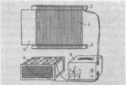 Оборудование для сбора яда и схема его подключения