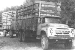 Перевозка сотовых пакетов автотранспортом