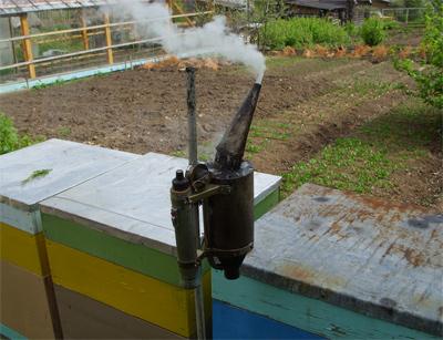 Электрический дымарь